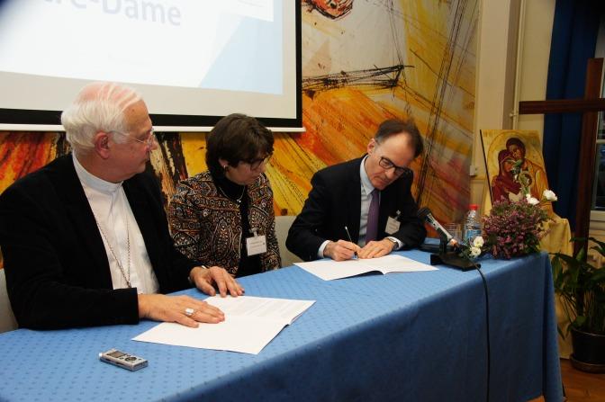 Alliance entre le diocèse de Pontoise et les Equipes-Notre-Dame